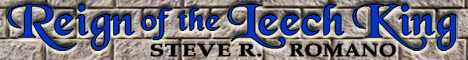 Reign of the Leech King web banner ad